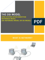 The OSI Model Report
