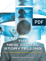 The New Digital Storytelling Creating Narratives With New Media
