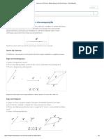 Vetores Na Física e Matemática (Com Exercícios) - Toda Matéria
