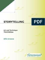 Storytelling Greene (1996)