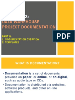 Chapter 13 - Project Documentation