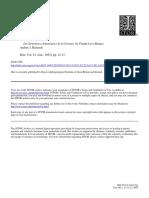 Audrey I. Richards - Review Les Structures Élémentaires de