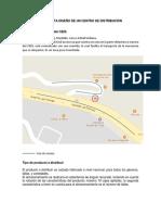 Evidencia 4 - Propuesta Diseño de Un Centro de Distribución (CEDI)