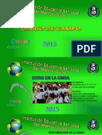 Diario de Campo Ondas