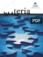 Criteria Structured Finance 9-02-09