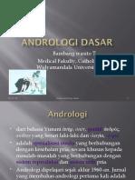 Andrologi Dasar