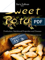 (Food Science and Technology) Sullivan, Doris-Sweet Potato_ Production, Nutritional Properties, And Diseases-Nova Science Publishers (2016)
