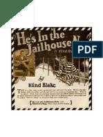Blind Blake Advert