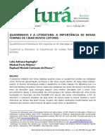 QUADRINHOS E A LITERATURA