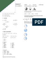 Taller de Matemáticas de Nivelación 6