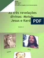 Mod 1 Rot 2 as Tres Revelacoes Divinas