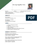 Curriculum Pedro Jorge Magalhães Vieira