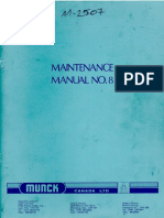Mantenimiento Manual #8