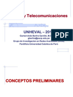 RedesyTelecom Semanas 1