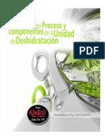 Capitulo 2 Descripcion Del Proceso y Componentes de La Unidad de Deshidratacion
