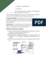 Estructuras II - Acciones Permanentes