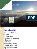 Presentación Conf Clima Inga Rosario Gomez INSIVUMEH 1er Sem 2017 23 Feb 2017