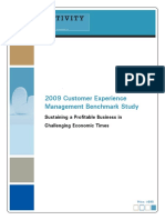 2009 Global CEM Benchmark Study