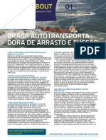Facts About Portuguese Trailing Suction Hopper Dredgers DRAGA AUTOTRANSPORTADORA de ARRASTO E SUCO