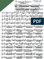 Bach Chrom Fantasie