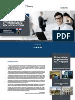 Brochure MBA Internacional