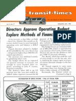 Transit Times Volume 9, Number 3