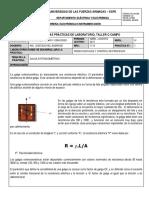 Informe Galga LLeno