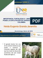 Importancia, Fortalezas y Limitaciones en La Explotaciòn Bovina de Carne en Colombia -1
