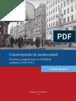 Construyendo La Modernidad Carlos Ramos