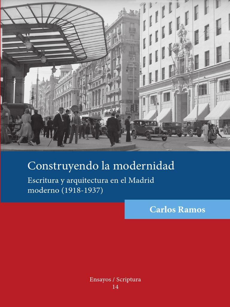 Construyendo La Modernidad Carlos Ramos 8a7a2e69c85