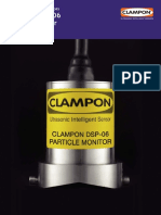 ClampOn DSP-06 Particle Monitor