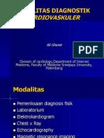 MODALITAS DIAGNOSTIK KARDIOVASKULER