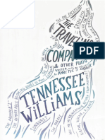 The Traveling Companion & Other Plays - Tennessee Williams