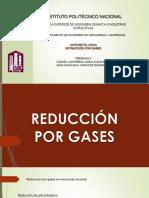 Reduccion Por Gases