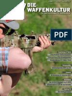 Ausgaben 25 Waffenkultur 25