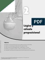 Logica y Calculo Propocicional