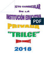 PCIE- 2018 TRILCE