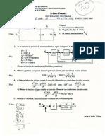 Modelo Primer Parcial Sistemas de Control I