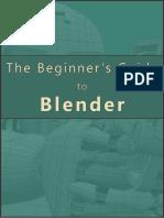 Blender Beginners Guide