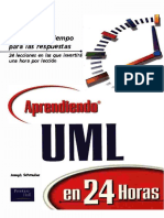 Manual UML - Aprendiendo UML en 24 Horas