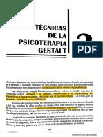 Capítulo 3 - Técnicas de La Gestalt - Salama y Villarreal