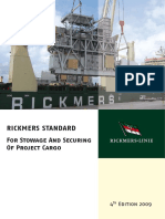Rickmers Standard 4th Edition
