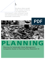 DCLG (2005) - Sustainable Waste Management.pdf