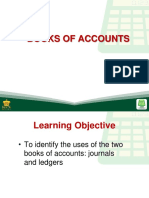 9  books of accounts