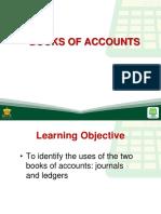 9  books of accounts