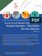 British Airways Market Insight Report