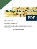 Un Sacerdote en Jerusalén