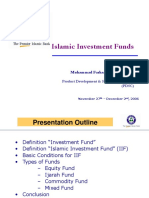 Islamic Investment Funds by Farhan Usmani