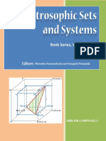 Neutrosophic Sets and Systems, book series, Vol. 18, 2017