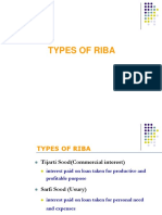 Session 03b Types of Riba